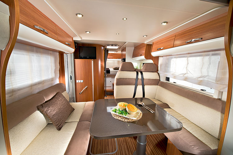 Adria Matrix 650sf Buzz Motorhomes